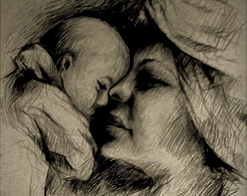 Mother_and_Child_by_v5design.jpg